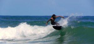 Surfing in Puerto Viejo Costa Rica