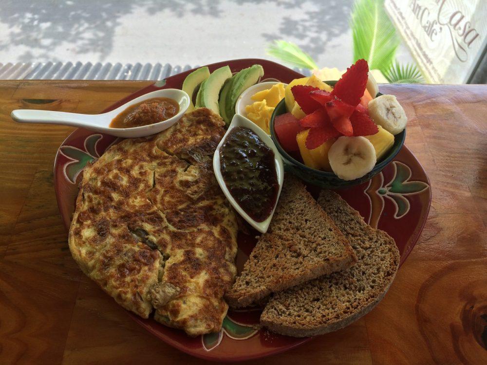 Puerto Viejo Costa Rica restaurant