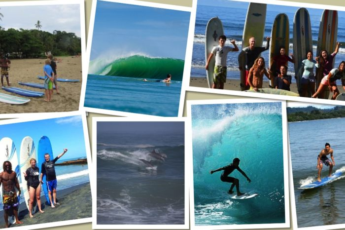 Puerto Viejo Surf Vacation Package with Caribbean Surf School