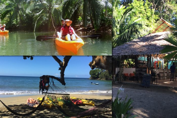 Punta Uva Kayaking & Hiking Tour
