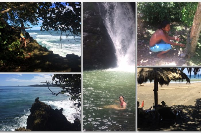 Puerto Viejo Hidden Gems & Waterfall – Airbnb Experience